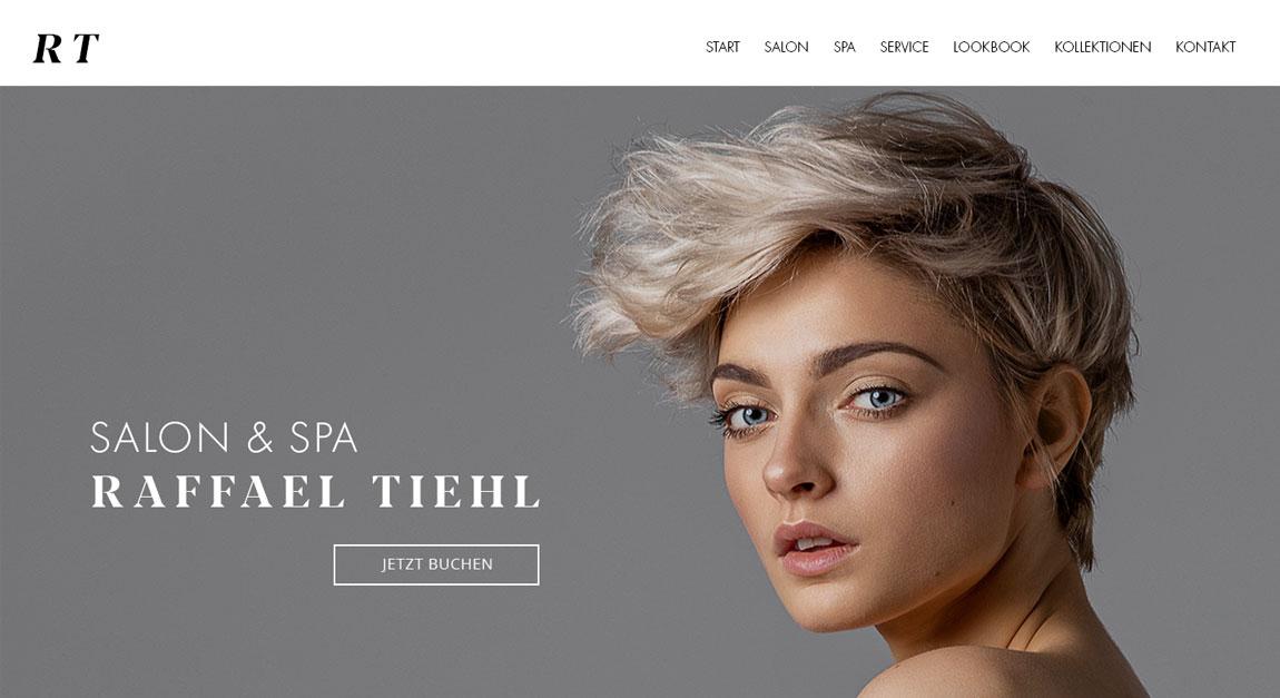 friseur website beispiel